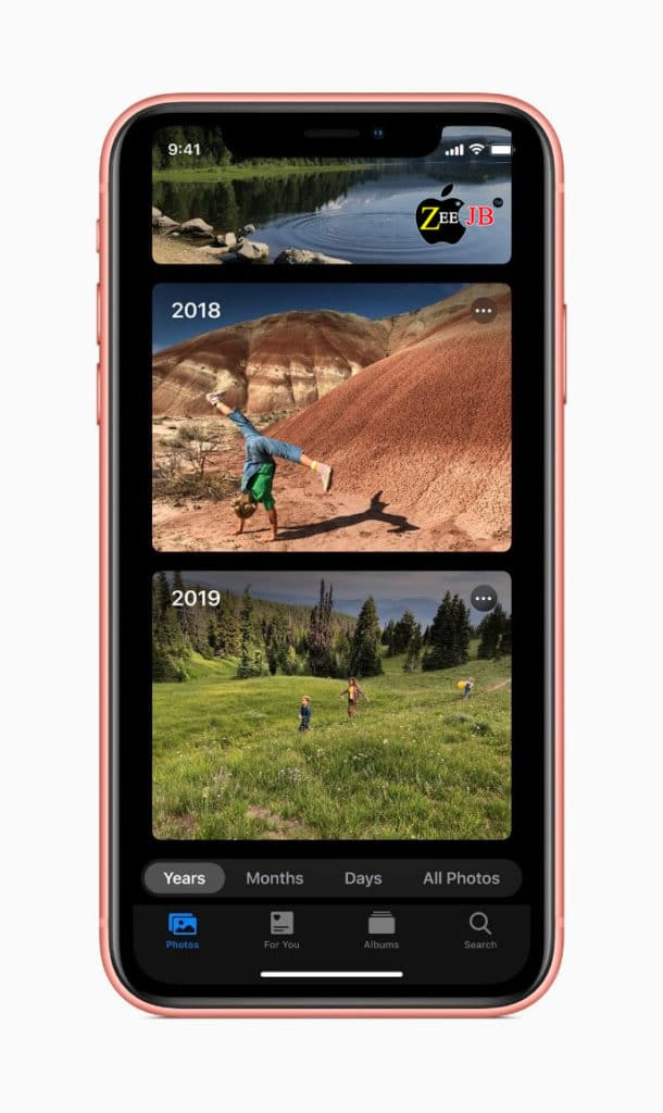 As well as saturation, brightness, and contrasts, Apple says it will be adding more to tweak your photos without having to use third-party apps like Snapseed or VSCO.