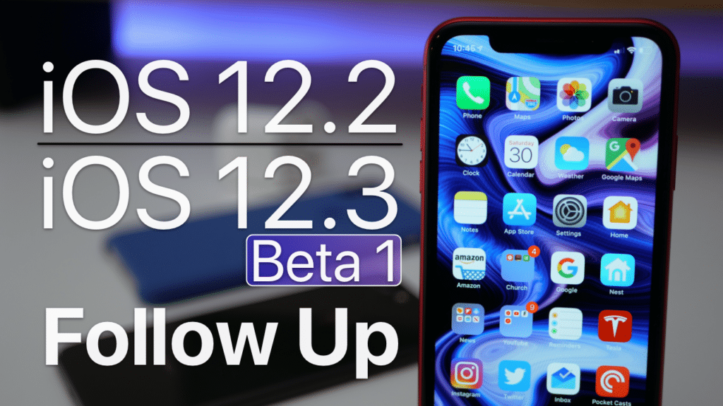 Running the iOS 12.3 developer beta 3 on your iPhone or iPad? The third beta version of iOS 12.3 will be available shortly.