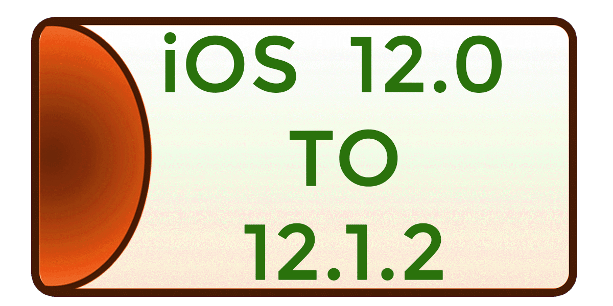 iOS 12.0 12.1.2 Jailbreak using Chimera
