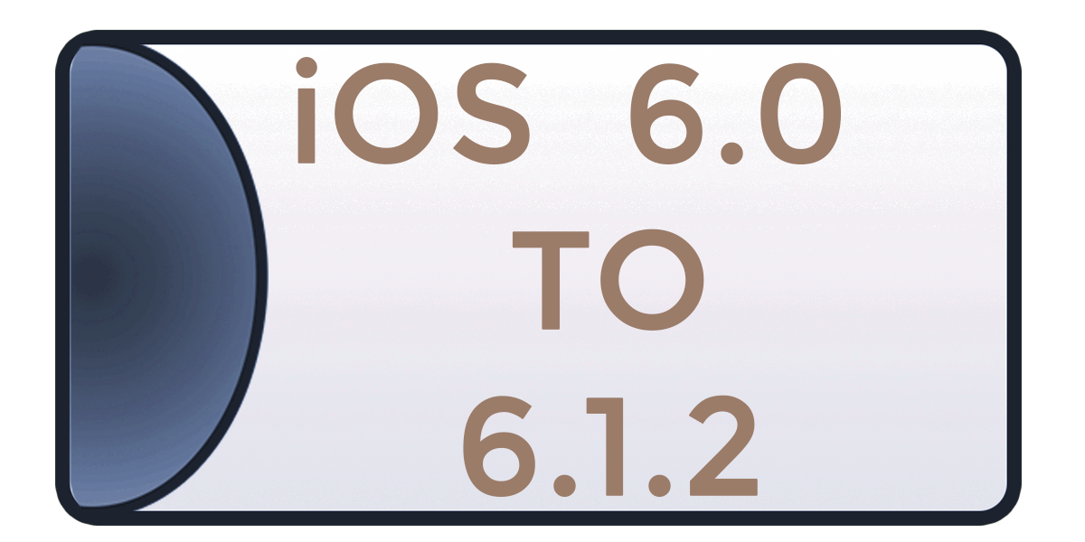 iOS 6.0 → 6.1.2 Jailbreak using evasi0n