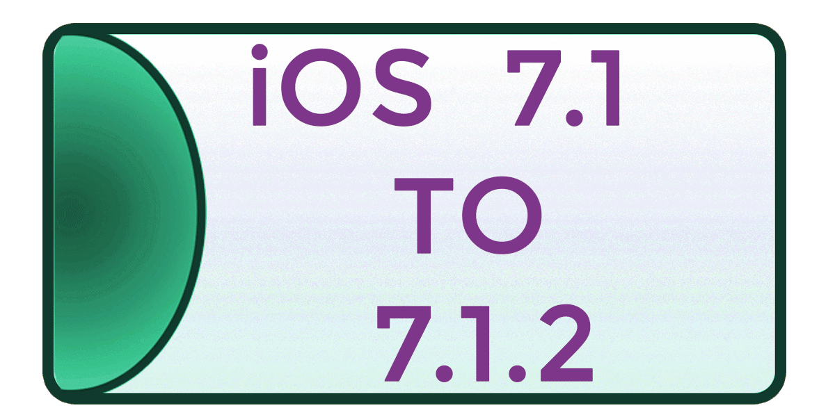 iOS 7.1 → 7.1.2 Jailbreak using Pangu