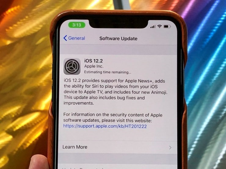 Apple's confirmed an iOS 12.3 update and also the software is in beta ahead of the official release for iPhone, iPod, and iPod touch..