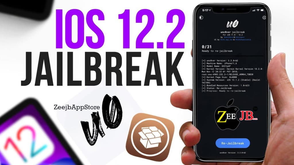 iOS 12 2 Quickly Jailbreak Without Bugs — ios jailbreak online
