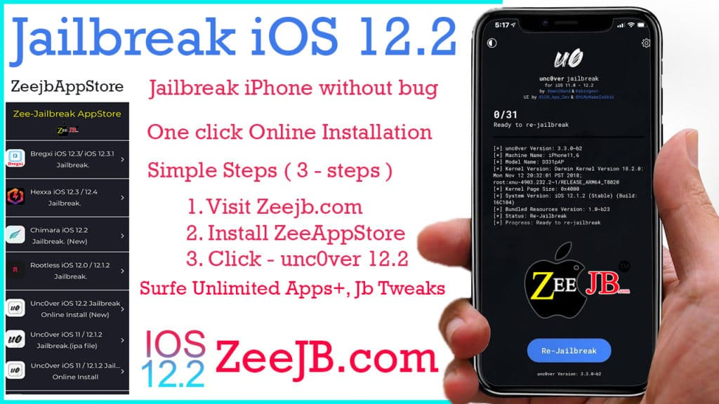 While the unc0ver jailbreak has supported Sock Puppet since yesterday afternoon, the Electra Team said that it was internally testing iOS 12.2 support for Chimera and that a release was imminent. Despite having no stern ETA at the time, the Electra Team officially released Chimera v1.2.0 just this morning with support for iOS versions 12.1.3-12.2.