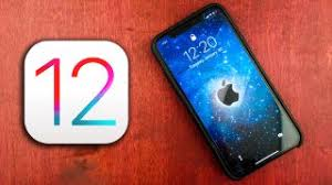 Apple iOS 12, the current publicly available version of iOS, on June 4, 2018 at the keynote event of the Worldwide Developers Conference. iOS 12 is set to be replaced with iOS 13, which is currently being beta tested, in September 2019.
