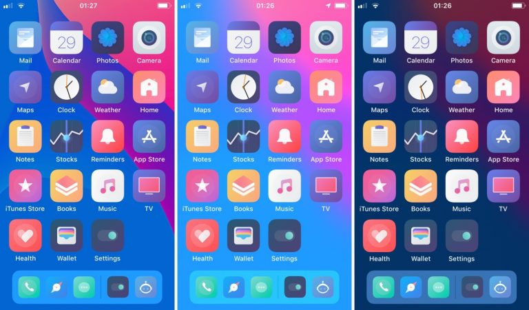 BlurryPaper is a rather fascinating jailbreak tweak that can make any wallpaper look more interesting with various blur effects.