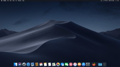 You now have a fully updated bootable version of macOS Mojave on your CustoMac! And a super handy USB rescue drive. It's easy to get frustrated, but don't give up!
