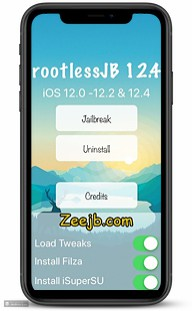 "RootlessJB does not install Cydia, Sileo or any other Jailbreak app / tweak manager or installer. Therefore you must install ""Rootless Installer"" to install Jailbreak apps, tweaks or themes. RootlessJB does not install Cydia, Sileo or any other Jailbreak app / tweak manager or installer. Therefore you must install ""Rootless Installer"" to install Jailbreak apps, tweaks or themes."