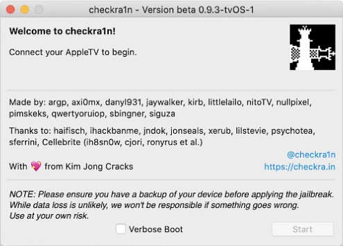 checkra1n can also jailbreak Apple TV 4th generation with tvOS 13.  Apple TV 4K also compatible with Checkra1n, but it doesn't have to get to DFU mode.
