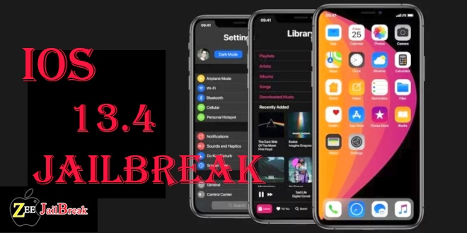There is no jailbreak released for the ios 13.4 yet. we are very much waiting for the new iOS 13.4. For those who love to iOS 13 Jailbreak, the new iOS 13.4 is not dangerous.