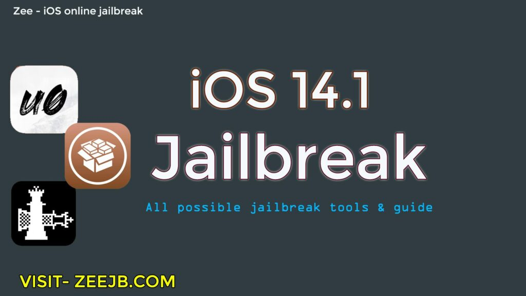iOS 14, iOS 14.1, iOS 14.2 jailbreaks, unc0ver jailbreak, Checkra1n jailbreak, Odyssey jailbreak, Chimera, and jailbreak solutions, and other important updates.