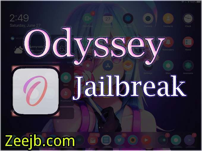 This Jailbreak tool was formally known as Chimera and has now changed to Odyssey. Odyssey is a new jailbreak that allows users to install Cydia or Sileo also it access thousands of apps, tweaks, hacks that are not available in the Apple AppStore.