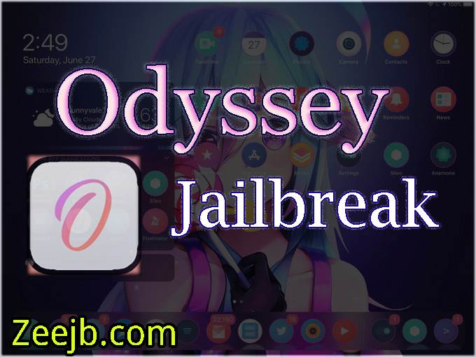 Odyssey Jailbreak is the new jailbreak tool introducing by the famous Selio developer Coolstar. Odyssey Jailbreak for A9 to A13 devices coming soon.