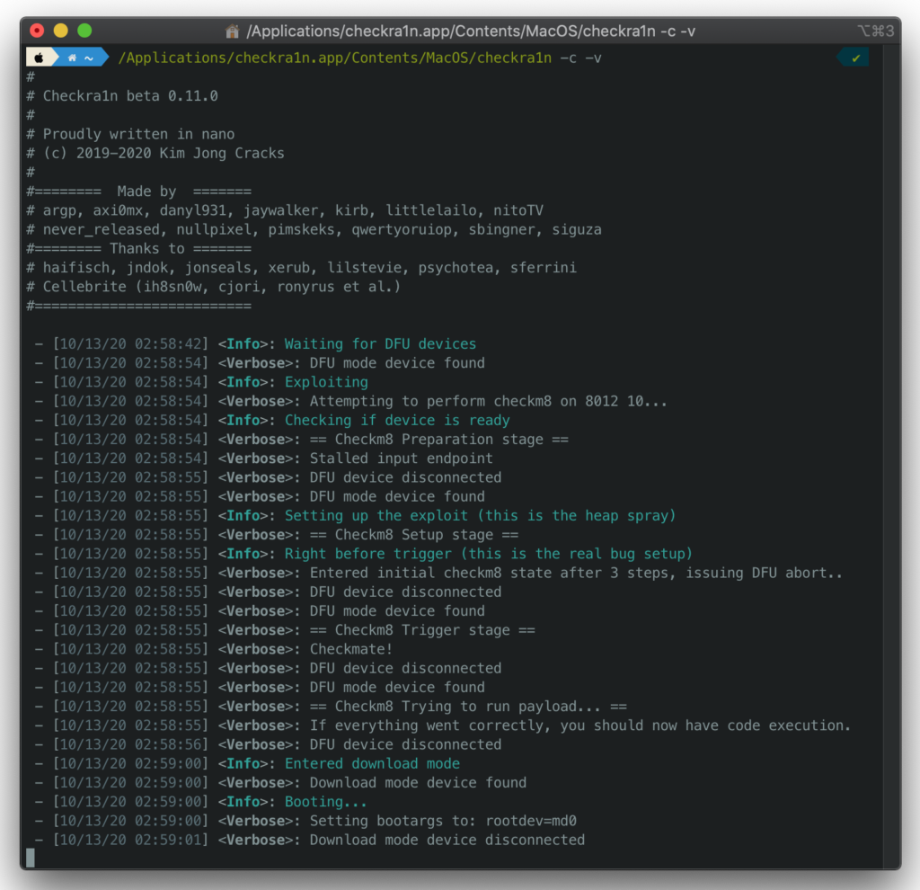 Apple T2 security chip Jailbreak with checkra1n CLI COMMAND GUIDE.png