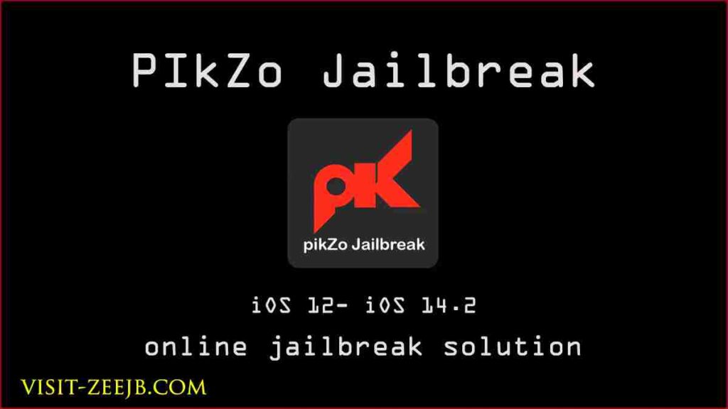 Pikzo is an iOS 11 to iOS 14.2 jailbreak solution. it is a repo extractor. you can get apps, tweaks, hacked games, other jailbreak solutions, and many more.