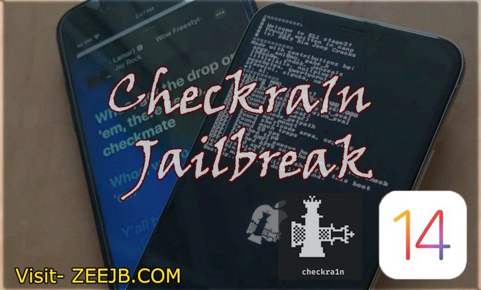checkra1n jailbreak is compatible with iOS 12.3 to iOS 14, iOS 14.1,iOS 14.2. checkra1n team released their new version checkra1n 0.11.0 beta with many changes.