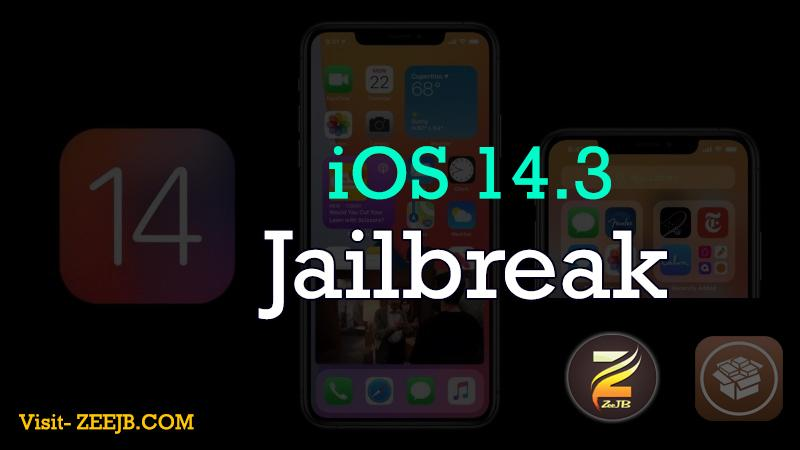 you'll learn about How to jailbreak iOS 14.3, all possible jailbreak methods, Checkra1n, Unc0ver, Chimera, odyssey, Blizzard tools
