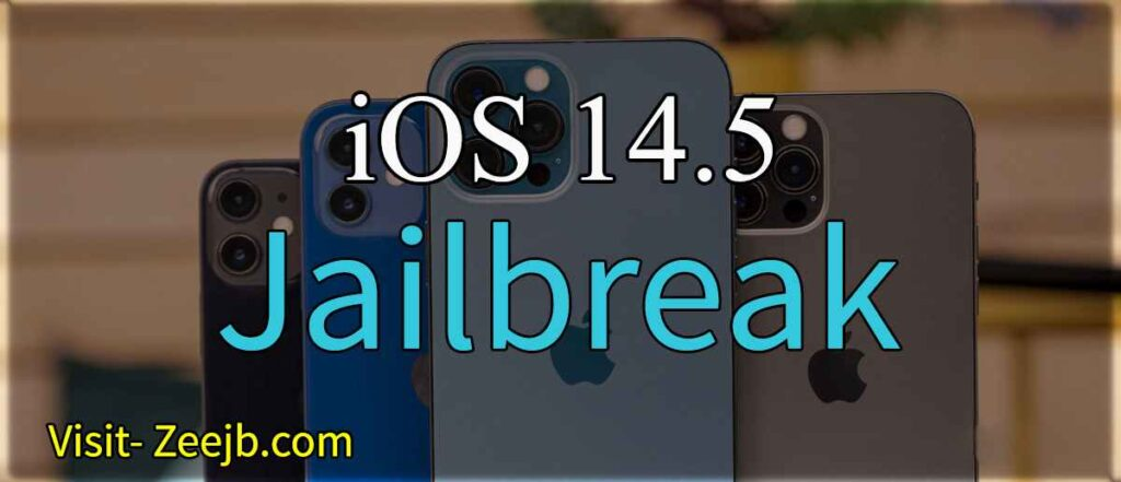 iOS 14.5 jailbreak online and checkra1n